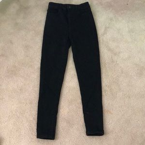 American Eagle Outfitters Jeans - American Eagle High Waisted Black Jeans